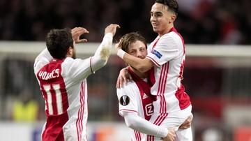 2016-11-24 LE: Ajax pewny awansu, gwóźdź do trumny Interu