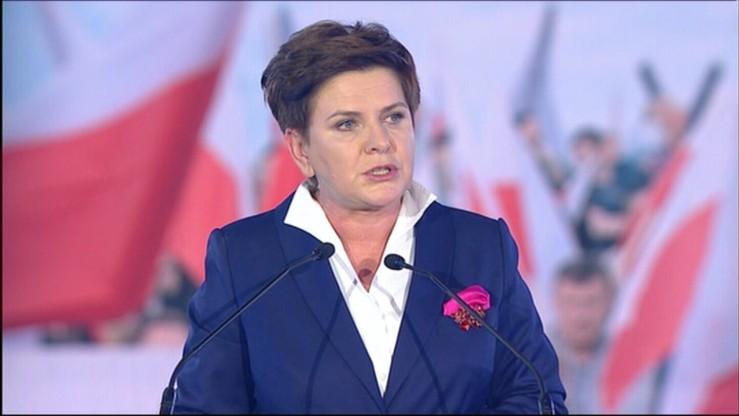 Przedwyborczy czat polsatnews.pl z Beatą Szydło