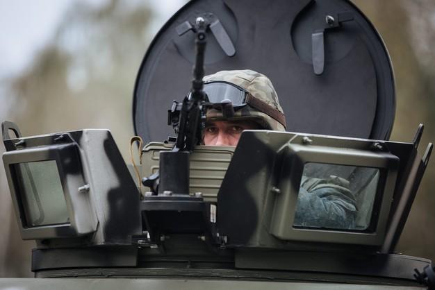 NATO: na Ukrainie setki rosyjskich żołnierzy, w tym sił specjalnych