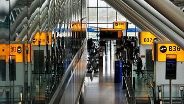 27-05-2016 22:01 Planował zamach na londyńskim lotnisku. Usłyszał wyrok