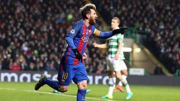 2016-11-23 Setny gol Messiego. Manchester City i Barcelona z awansem