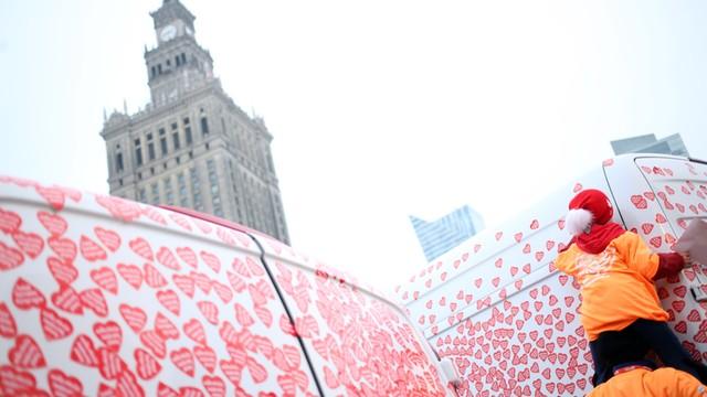 WOŚP zebrała ponad 17,6 mln zł do godz. 20