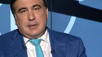 27-07-2017 09:43 Saakaszwili: będę dążył do powrotu na Ukrainę