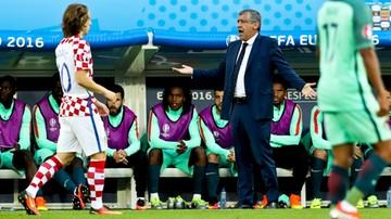 Trener Portugalczyków: Mieliśmy szczęście, którego wcześniej nam brakowało