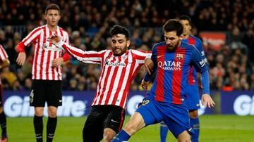 2017-01-11 Puchar Króla: FC Barcelona odrobiła straty i wyeliminowała Athletic Bilbao