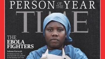 """03-03-2017 10:12 Za walkę z Ebolą została człowiekiem roku """"The Time"""". Zmarła, bo """"lekarze bali się zarazić"""""""