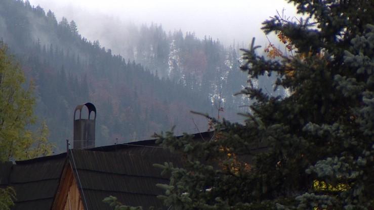 Stolica Tatr w gęstym smogu. Normy przekroczone czterokrotnie