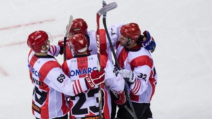 Hokejowa LM: Comarch Cracovia chce poprawić wyniki sprzed roku