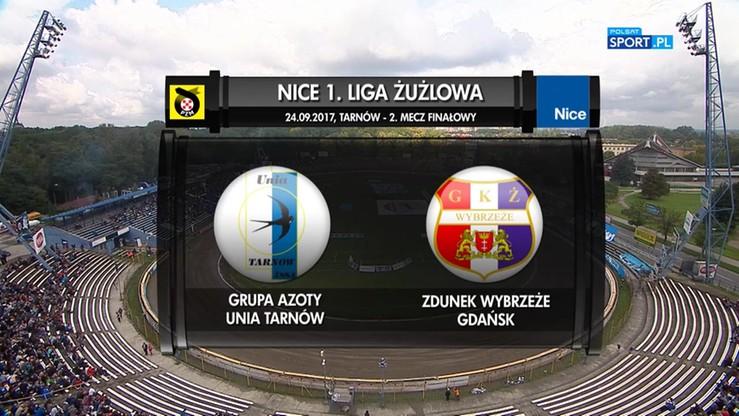 Grupa Azoty Unia Tarnów - Zdunek Wybrzeże Gdańsk 50:40. Skrót meczu