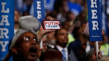 31-07-2016 16:39 Trump sugeruje, że należy zaakceptować przejęcie Krymu przez Rosję