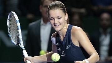 2017-01-12 Australian Open: Radwańska rozstawiona z trójką