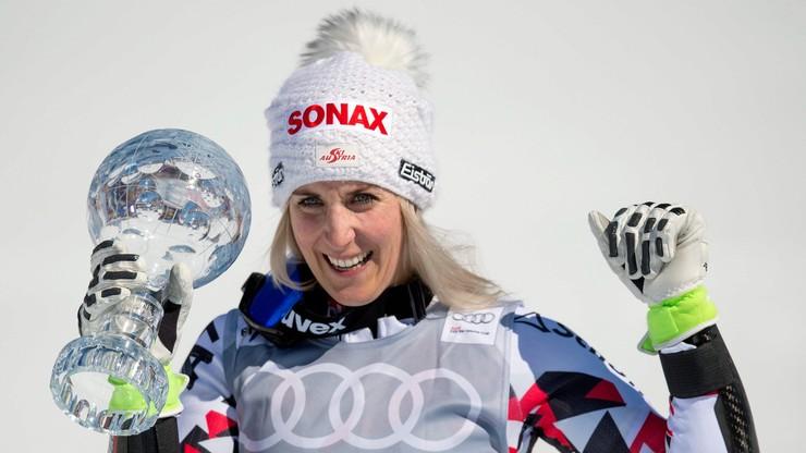 Alpejski PŚ: Poważna kontuzja zwyciężczyni slalomu Giganta