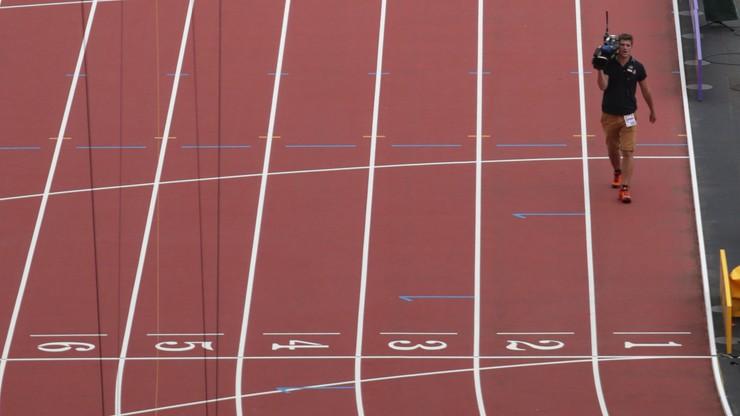 Stadion lekkoatletyczny w Rudzie Śląskiej już otwarty