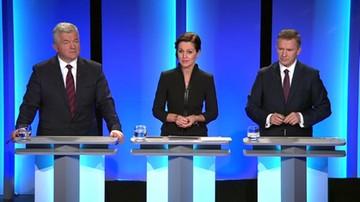 Debata 8 liderów: podsumowanie dyskusji
