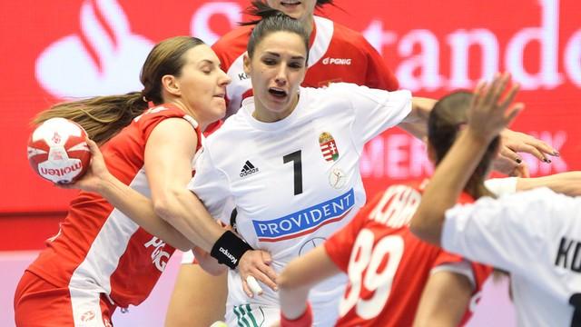 Polki w ćwierćfinale mistrzostw świata. Jednobramkowe zwycięstwo z Węgrami