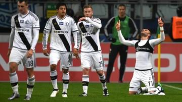 2016-10-22 Legia pokonała Lecha. Awantura w końcówce i gol ze spalonego!