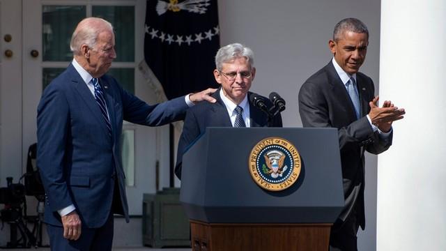 Barack Obama nominował nowego sędziego Sądu Najwyższego