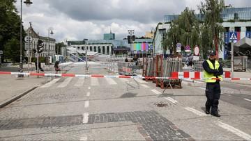 05-07-2017 12:44 Zamknięte ulice i utrudnienia. Warszawa przygotowuje się na wizytę Trumpa