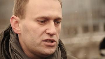 11-07-2017 21:23 Służby więzienne: nie składaliśmy wniosku ws. kary dla Nawalnego