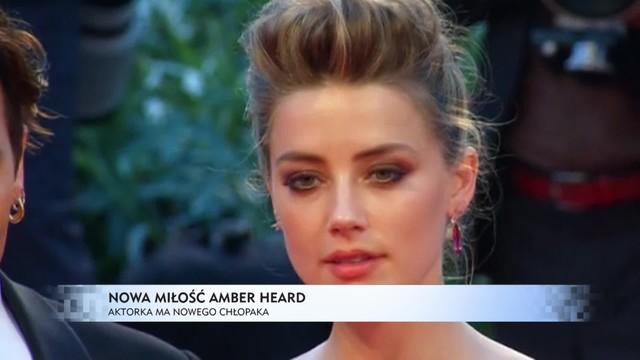 Amber Heard ma nowego chłopaka - to Elon Musk, założyciel Tesla Motors