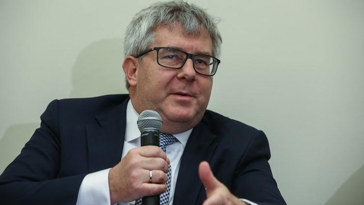 Czarnecki zrezygnował z kandydowania na prezesa Polskiego Komitetu Olimpijskiego!