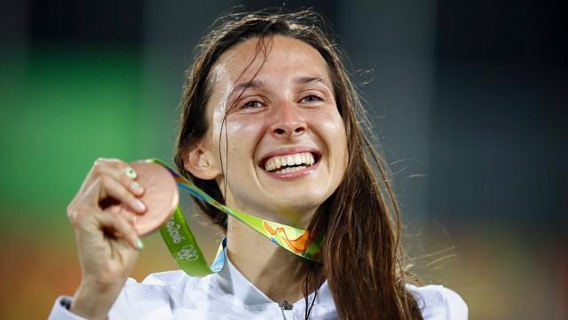 Rio/pięciobój - Nowacka: jestem najszczęśliwszą osobą na świecie