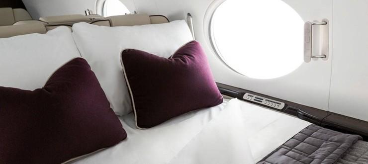Komfortowe fotele, drewniane wykończenie. Tak może wyglądać samolot dla polskich vipów