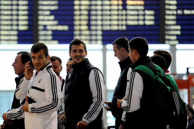 Piłkarska LE: legioniści są już w Kijowie