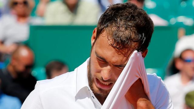 Turniej ATP w Rzymie: Janowicz znów odpadł w 1. rundzie