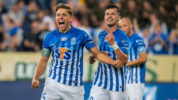 Lech wreszcie zwycięski w Ekstraklasie!