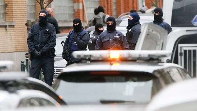 Belgia: koniec operacji w Brukseli, nikogo nie zatrzymano