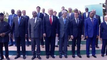 2017-05-27 Odwołano konferencje Trumpa i Merkel po szczycie G7. Nieoficjalnie: chodzi o różnice zdań ws. porozumienia klimatycznego