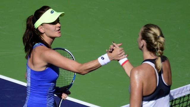 Indian Wells: Agnieszka Radwańska awansowała do półfinału