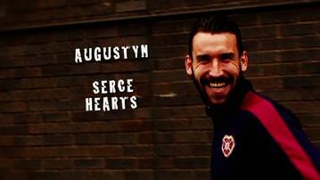 2015-10-26 Augustyn – polskie serce Hearts. Zobacz reportaż Iwanowa ze Szkocji