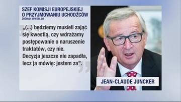 Komisja Europejska karze za nieprzyjęcie uchodźców i łamanie unijnego prawa