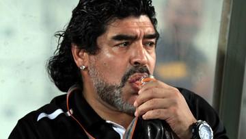 21-07-2016 06:39 Maradona chce poprowadzić reprezentację Argentyny... za darmo