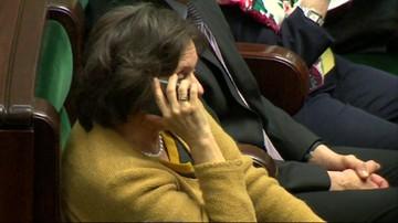 Fabisiak odwoła się od uchwały zarządu PO o wykluczeniu z partii