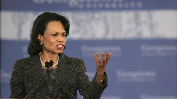 Condoleeza Rice w Katowicach: UE powinna przemyśleć formułę instytucji unijnych