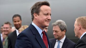 12-07-2016 18:59 Cameron po raz ostatni przewodniczył posiedzeniu rządu