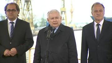 Kaczyński: wolność w Polsce jest, tylko ktoś, kto nie dostrzega rzeczywistości, może to kwestionować