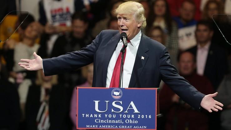 """""""Efekt Trumpa"""": 30 proc. więcej migrantów z Ameryki Środkowej"""