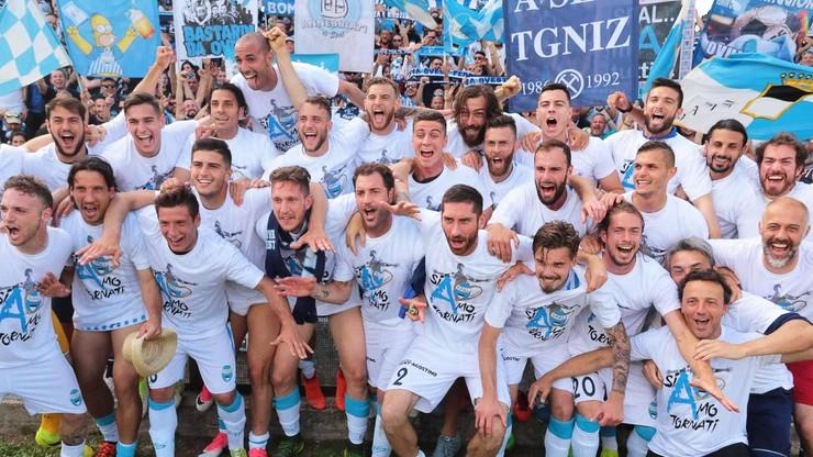 SPAL wraca do Serie A po 49 latach