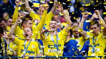 2017-05-07 Arka Gdynia świętowała w rytm muzyki Zenka! Kulisy finału Pucharu Polski (WIDEO)