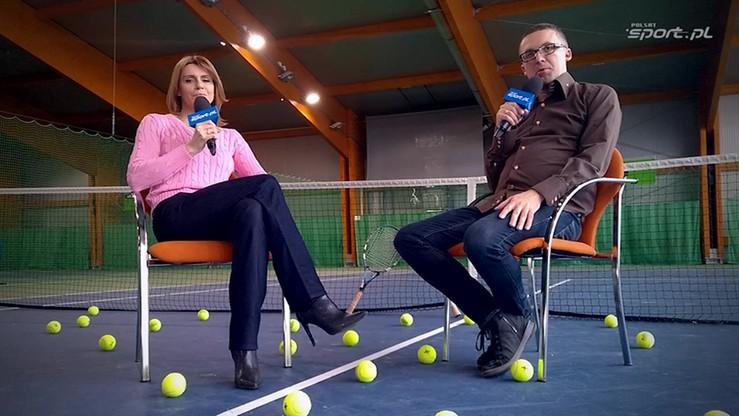 Wokół kortu - odcinek 6: O emocjach w tenisie