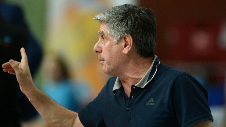 Raul Lozano będzie trenował siatkarzy Iranu