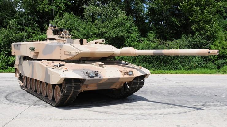Niemców nie stać na nowe czołgi. Armia prawdopodobnie wstrzyma planowane zakupy