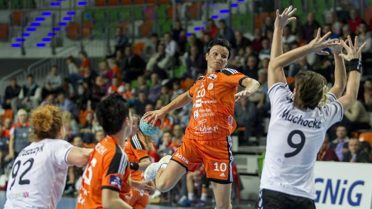 Puchar EHF: W Lubinie nie składają broni