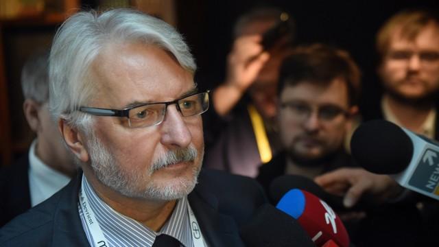 Waszczykowski: ukrywając wrak Tupolewa Rosja uświadamia, że jest współwinna katastrofie