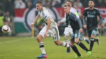 2017-02-21 Rząsa przed Ajax - Legia: Holendrzy będą dominowali