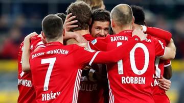 2017-03-19 Bayern coraz bliżej mistrzostwa Niemiec